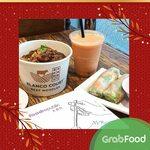 15% off Orders at Food Republic via GrabFood (Min. Spend of $30)