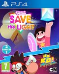 2 in 1 Steven Universe Save The Light and OK K.o. Lets Play Heroes for PlayStation 4 for $11.21 + Delivery from Amazon SG