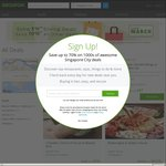 Groupon - 25% off Beauty & Wellness, 18% off Leisure & Services, 8% off Dining