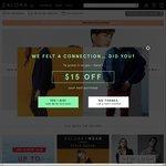 20% off Sitewide at Zalora ($120 Minimum Spend)