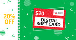 Get 20% off $20 Frasers Property Digital Gift Cards with Grabpay Credits
