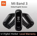 Xiaomi Mi Band 3 Smart Bracelet $29.90 + $3.99 Delivery or Free Pick-up @ Qoo10