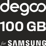 100 GB Free - Degoo Cloud Drive for Samsung