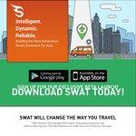 Swatmobile/SWAT - $5 Rides Anywhere In Singapore
