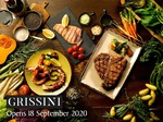 Free Glass of Moscato When You Dine In at Grissini