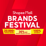 $40 off ($500 Min Spend) or $100 off ($1200 Min Spend) Computer Categories via Shopee Mall