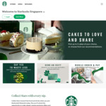 1 for 1 Venti Sized Almond Milk Mocha, Chocolate Chip or Java Chip Frappuccino at Starbucks (Members)