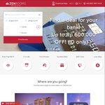 25% off Zenrooms (Budget Hotels)
