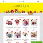 10% off Flowers and Gifts at FlowerAdvisor for Mother's Day