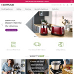 $15 off Kenwood with Min. $100 Spend