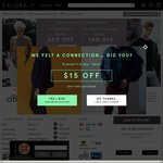 18%/20% off at Zalora (Minimum Spend $110/120) for Citi Cardmembers