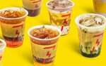 1 for 1 Coffee/Non-Coffee Drink ($4.93) at Flash Coffee via Fave