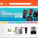 $5 Off $20 Minimum Spend at Shopee
