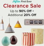 Extra 50% off All Sale Items at HipVan