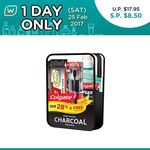 Colgate Deep Cleaning Charcoal Value Pack for $8.50 (U.P. $17.95) at Watsons (In-Store)