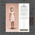 Additional 50% off Little Outfitters Sale until 31/5
