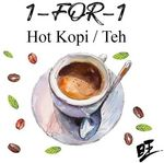 1 for 1 Hot Kopi/Teh at WangCafe (Facebook Like Required, Wednesday 16th August)