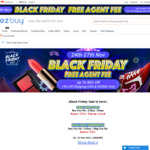 ezbuy - Free Agent Fees Plus 15% off Shipping (Black Friday Weekend Offer)