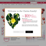 Free White Plus Sample Kit from Clarins [Collect In-Store]