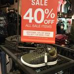 40% off All Sale Items + Extra 10% off When Buying 3 or More Items at Superdry (VivoCity)
