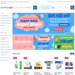 Free Delivery and $10 off Baby Products at FairPrice On with Minimum $100 Spend