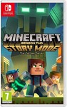 [Shopee.sg / Singapore] Nintendo Switch Mine craft season two story mode (Asia Physical) - S$19.90 Flash Sale