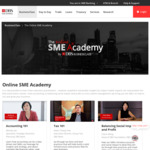 Free SME Online Academy from DBS