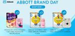 Free Hello Kitty Fujifilm Camera when you buy participating Abbott Milk Formula at Shopee
