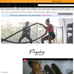 40% off Under Armour at Zalora