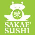 $50 Sakae Sushi eCard for $45 at Fave
