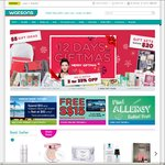 20% off Sitewide at Watsons (Min Spend of $38)