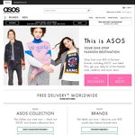 18% off Everything Sitewide at ASOS, Including Sale Items