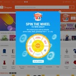 $10 off for New Customers ($20 Minimum Spend) and 15% off Sitewide for Existing Customers at Shopee