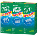 6x 300ml Opti Free Contact Lens Solution for $28.80 Neutrogena Rainbath Shower Gel 473ml $10.90 @ Watsons