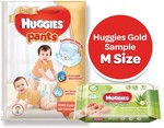 Free Huggies Gold Pants Sample Pack Delivered from Huggies via Shopee
