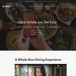 $3 off ($10 Min Spend) for New Users at Eatsy [Singtel Dash]