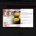 1-for-1 X-Fat Twinpack Mooncakes at Xndo