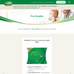 Free Sample of Depend Protect Plus+ Absorbent Diaper Pants Delivered from Depend
