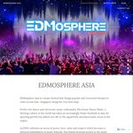 $10 Off Tickets at EDMosphere Asia (+ Extra $10 Off Earlybird Exclusive)