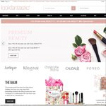 15% off (No Min Spend) and 18% off ($100 Min Spend) Sitewide at Lookfantastic