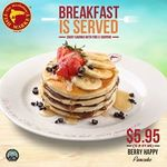 Manhattan Fish Market Breakfast E-Coupons - $2 off, Selected Sets from $5.95 (9am to 12pm Daily)