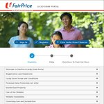 Win 1 of 100 $500 FairPrice Vouchers from NTUC FairPrice