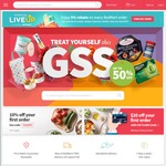$15 off for New Customers and $5 off for Existing Customers at RedMart ($100 Minimum Spend)