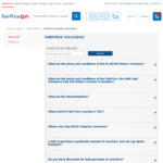 FairPrice: Get A $5 Return Voucher from 18 Oct – 21 Oct with Min Spend of $50