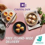 Free Delivery ($60 Min Spend) at Crystal Jade via Deliveroo
