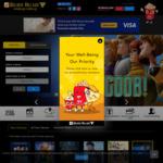 $5.50 off Min of 2 Golden Village Movie Tickets via GV Website or iGV app