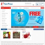 $2 off When You Spend Over $20 at NTUC FairPrice Finest (Changi Point) Using a Visa Card
