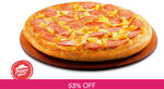 Large Favourite or Classic Pizza for $12.90 at Pizza Hut Delivery via Fave (previously Groupon)