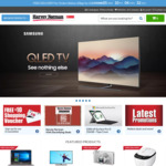 Free Delivery Sitewide at Harvey Norman