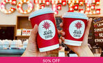 1 for 1 Americano / Mocha / Latte ($6.80) at Jewel Coffee via Fave [Marina One The Heart]